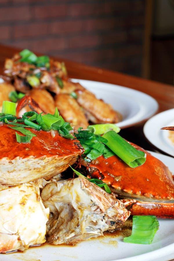 Carne de cangrejo imagen de archivo libre de regalías