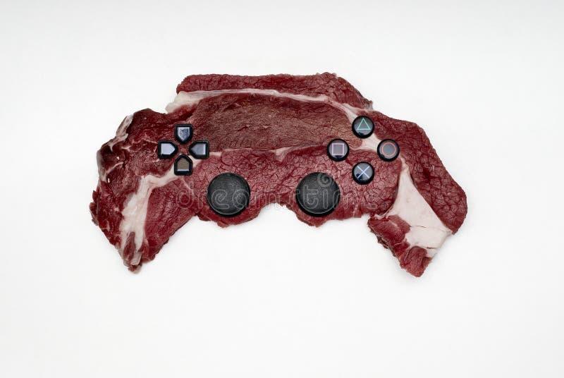 Carne de jogo imagens de stock royalty free