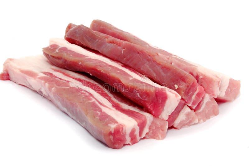 Carne de porco imagens de stock