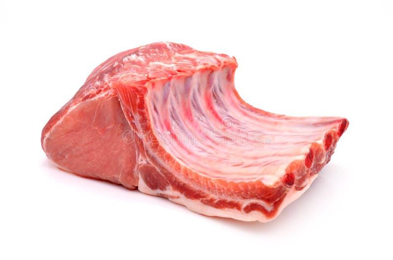 Carne de porco Uncooked imagens de stock royalty free