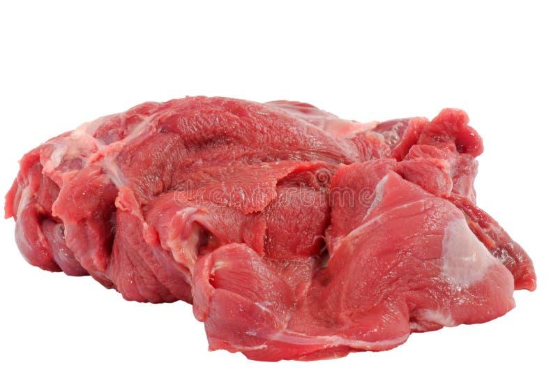 Carne dell'agnello fotografia stock