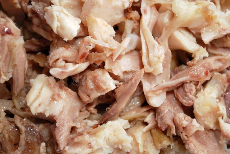 Carne fervida imagem de stock