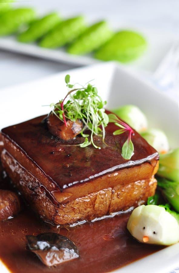 Carne gorda foto de stock royalty free