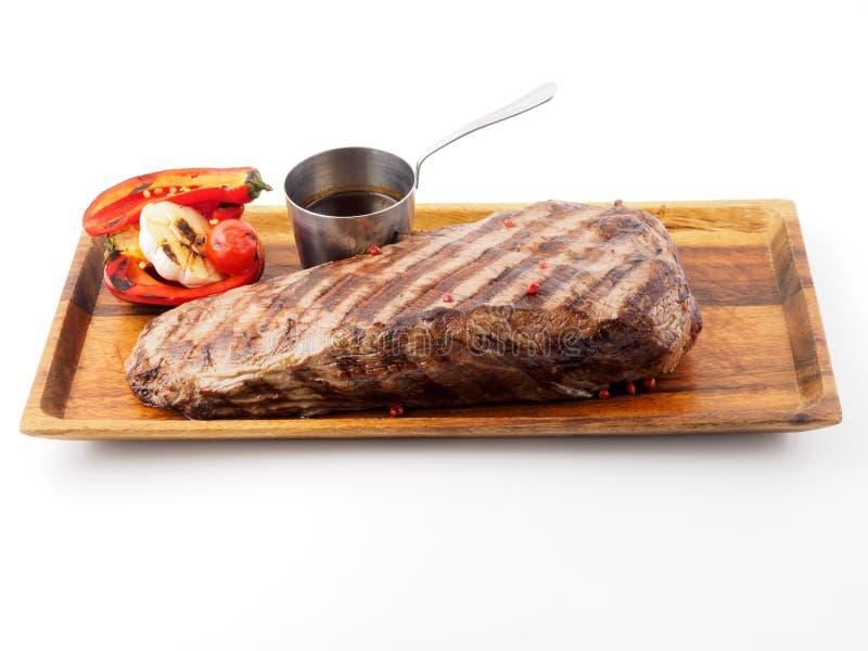 Carne grelhada imagens de stock royalty free