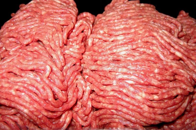 Carne Picada Fotografía de archivo