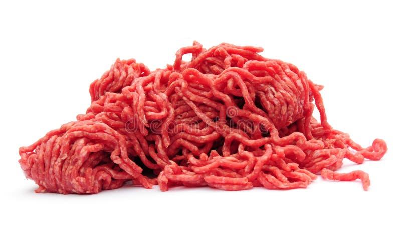 Carne picadita foto de archivo