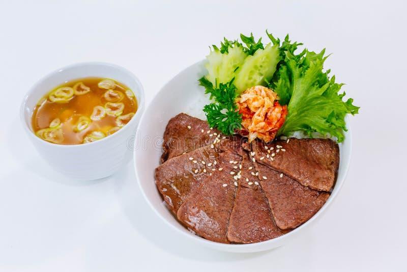 Carne roasted carne imagem de stock