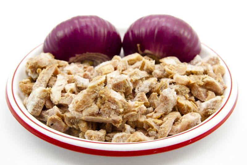Download Carne shredded imagem de stock. Imagem de carne, listras - 29839863