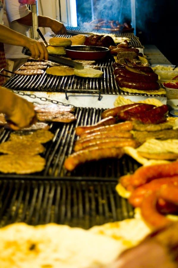 Carne sul barbecue 3 immagine stock libera da diritti