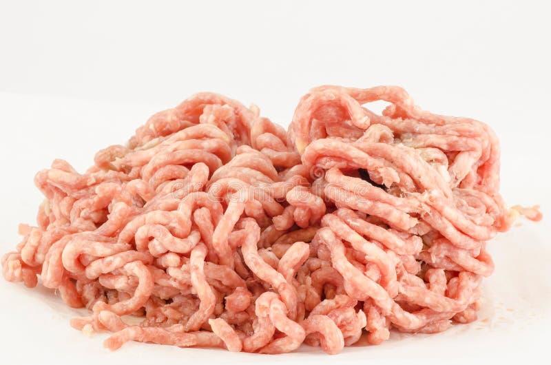 Carne tritata immagine stock