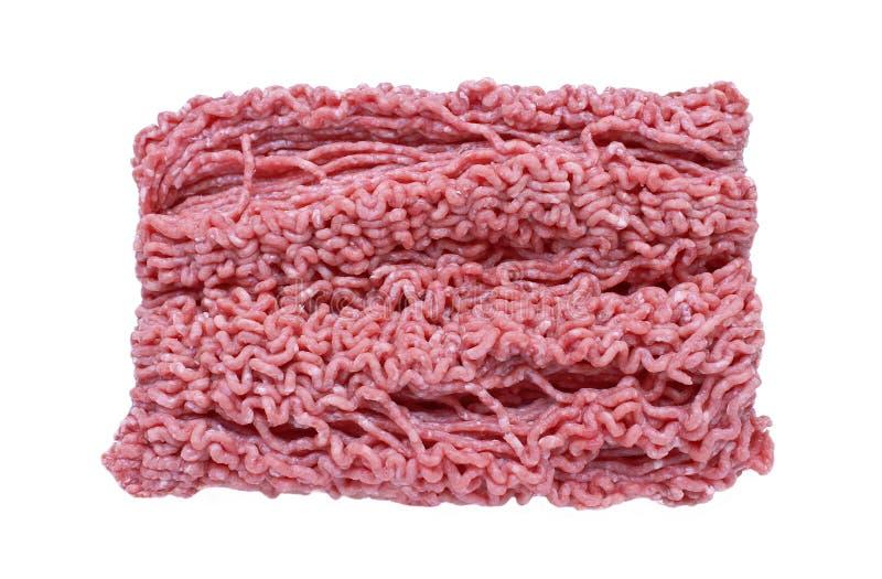 Carne tritata immagine stock libera da diritti