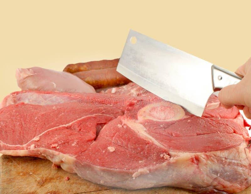 Carne vermelha foto de stock royalty free