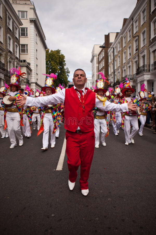 Carnevale 2011 del Notting Hill immagine stock libera da diritti