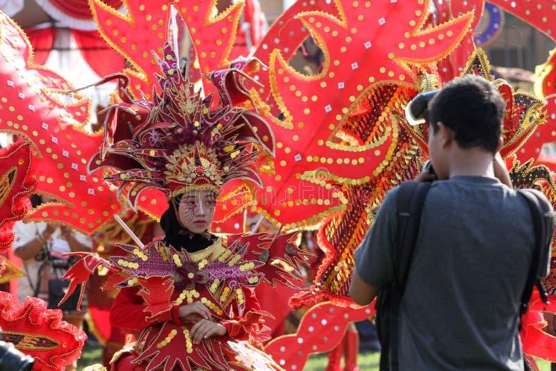 Download Carnevale fotografia editoriale. Immagine di indonesia - 55358971