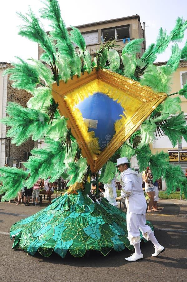Carnevale Ales immagini stock