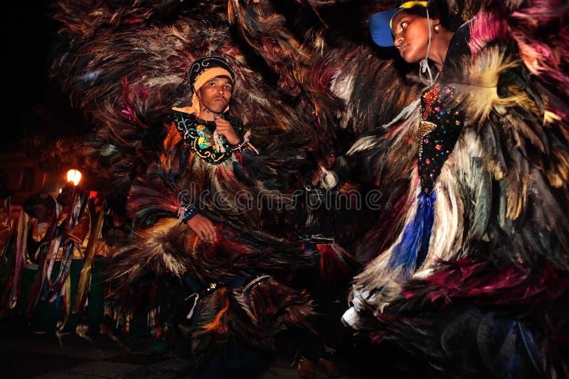 Carnevale Brasile di festival di boi di meu di Bumba fotografia stock