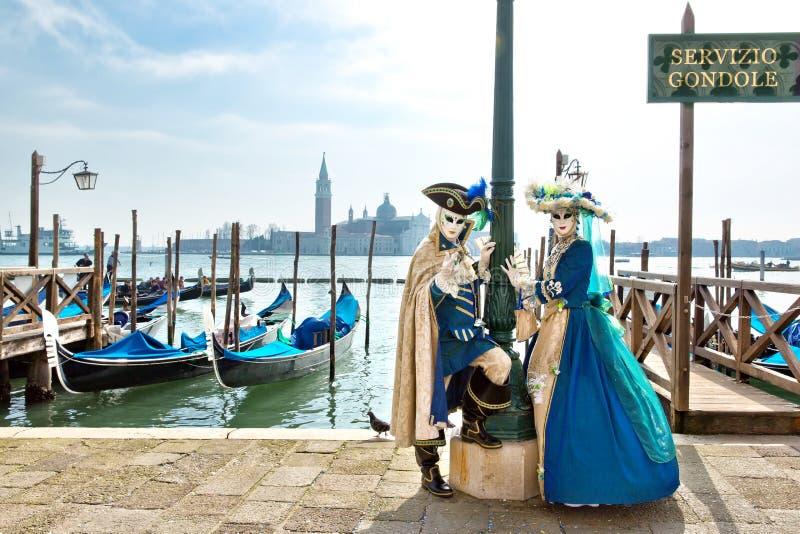 Carnevale di Venezia immagini stock libere da diritti