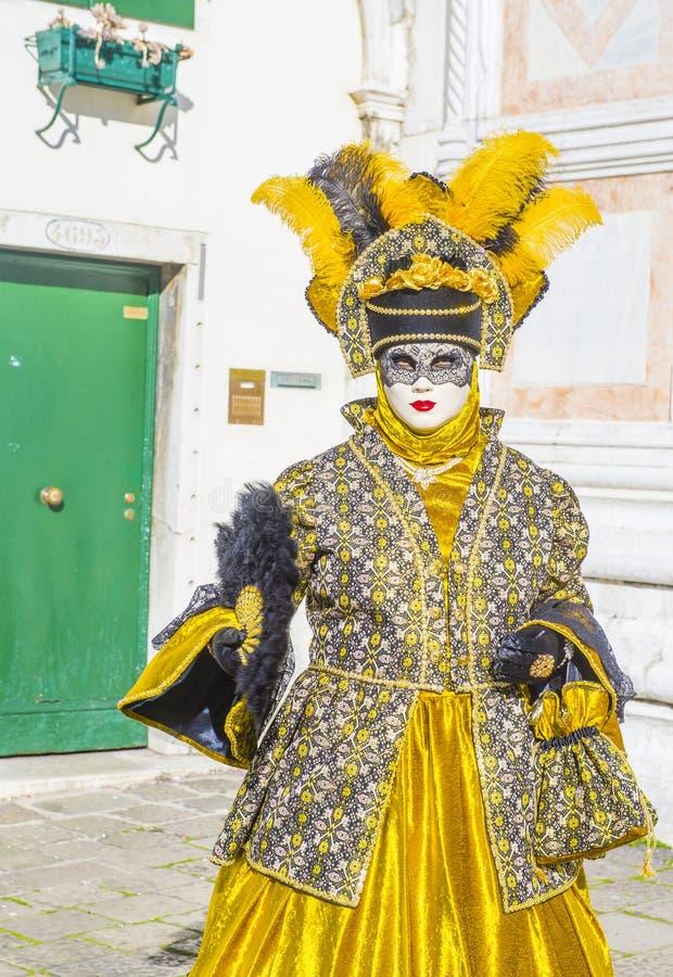 Carnevale di Venezia 2019 fotografia stock libera da diritti