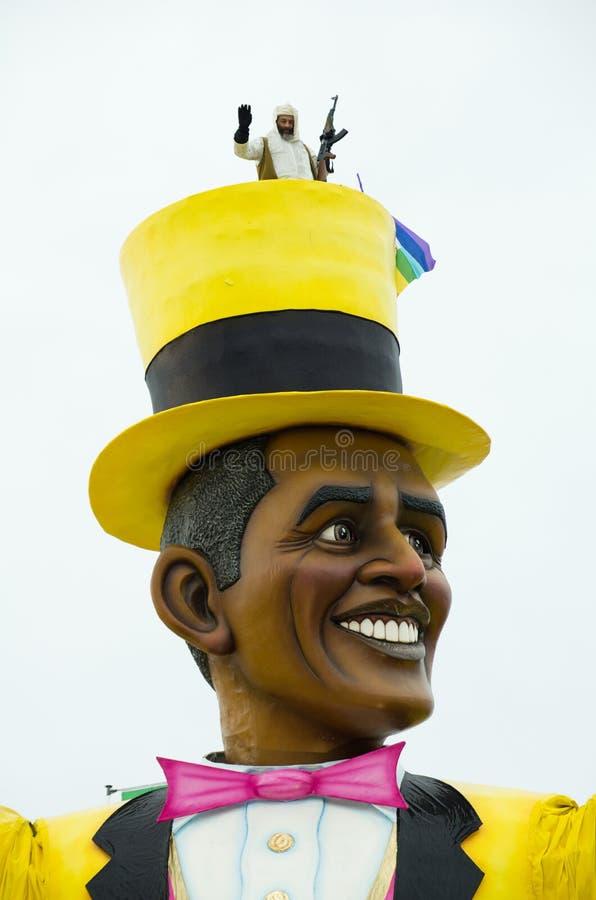 Carnevale di viareggio 2011 stock photo