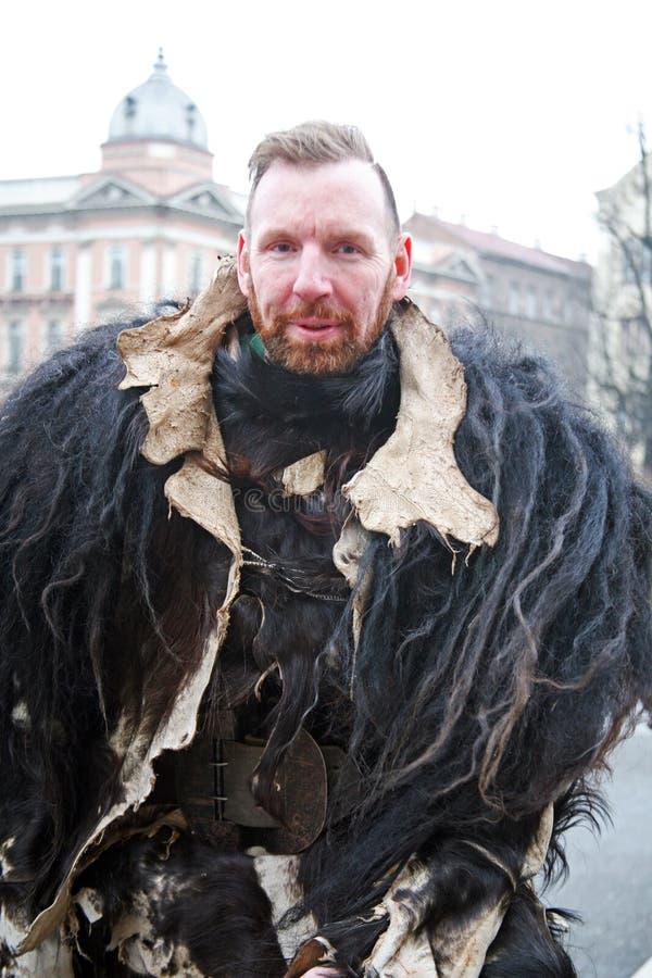 Carnevale Zagabria 2018, Croazia, 5 fotografia stock