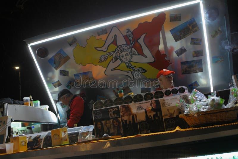 CarneVWalata 2019年:Lumos &气凉 免版税库存照片