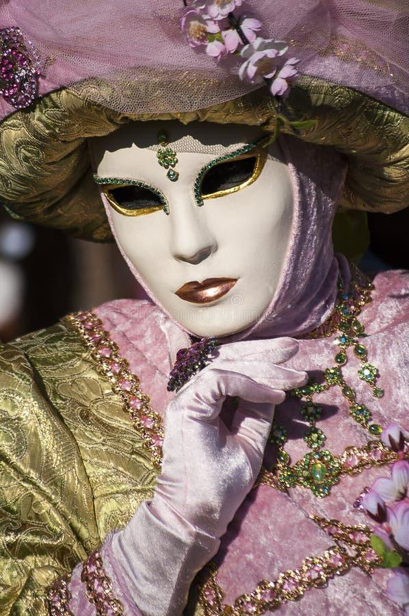 Carnival-2013 Venetian fotos de stock royalty free