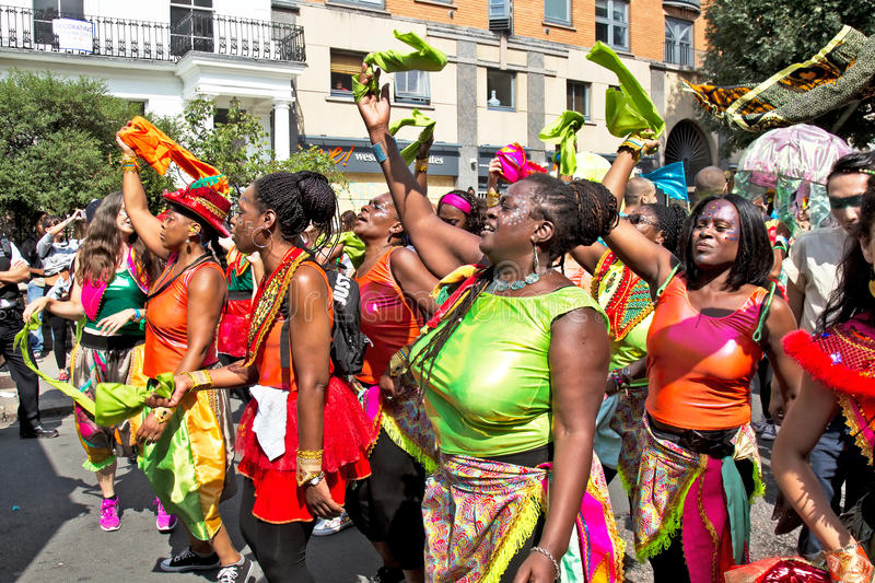 Download Carnival dancers editorial photo. Image of music, beat - 35329906