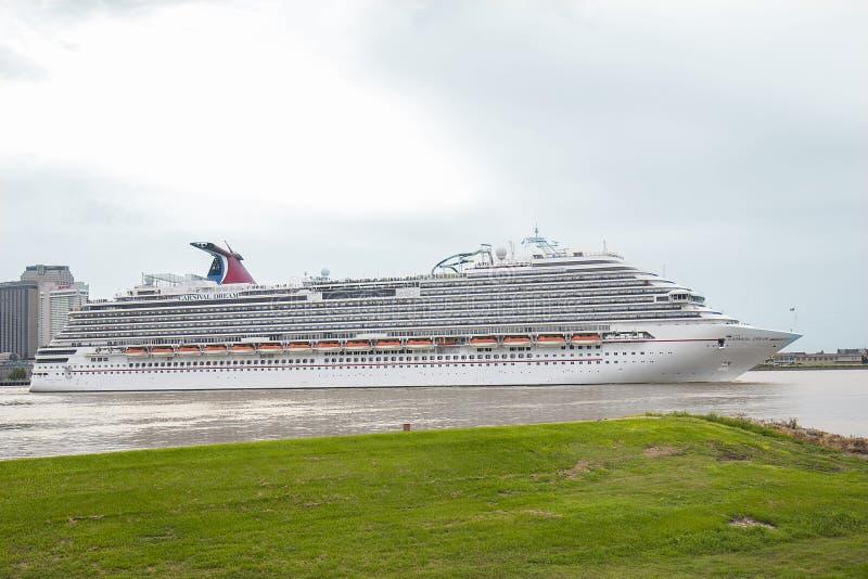 Carnival Dream Cruise stock photo