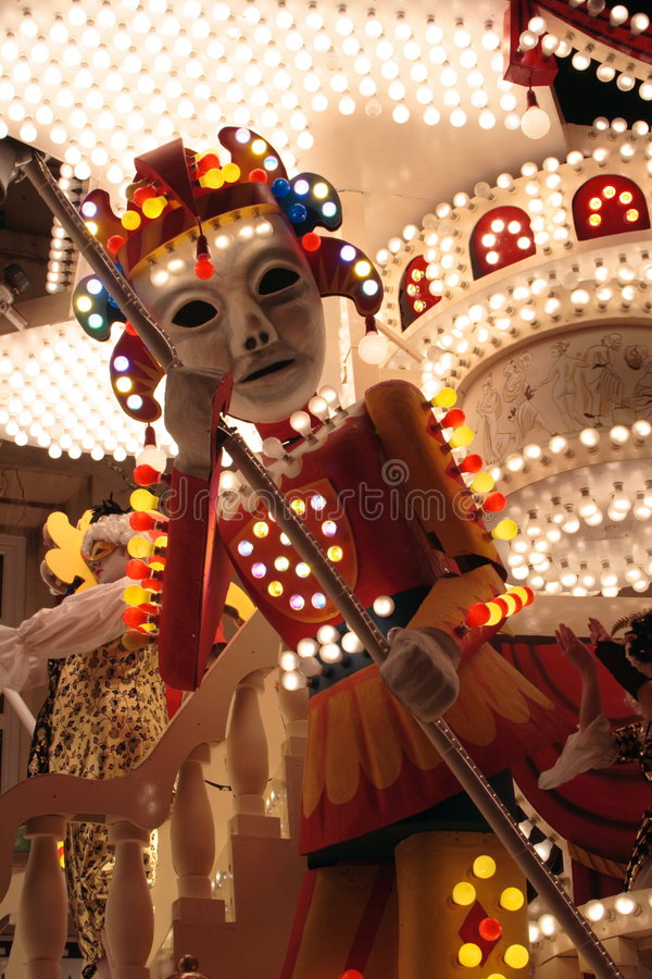 carnival england somerset στοκ εικόνα