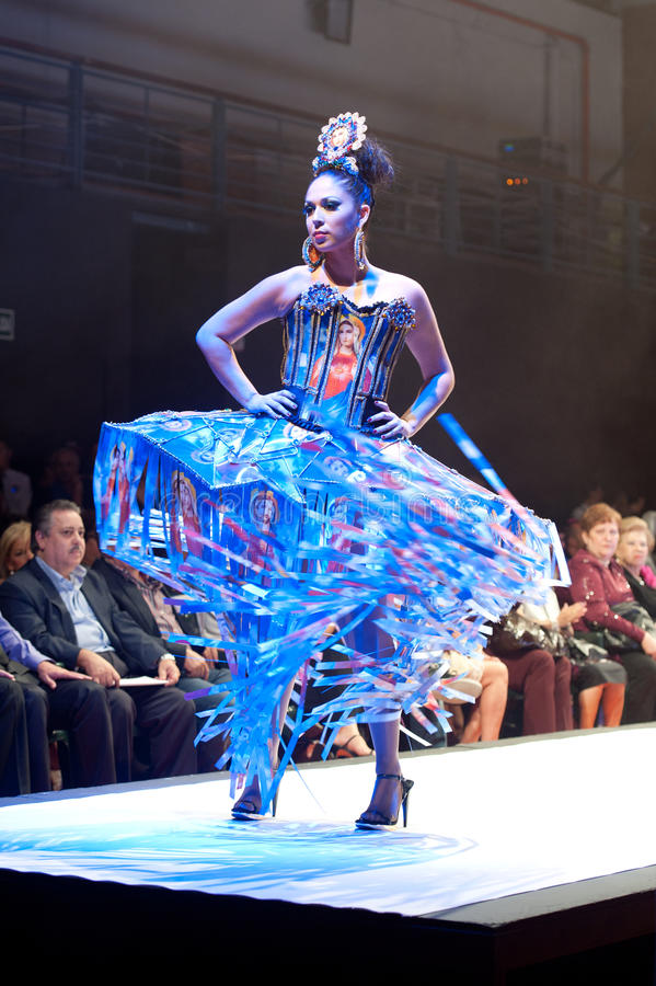 Download Carnival Fashion Week editorial stock photo. Image of person - 21802678