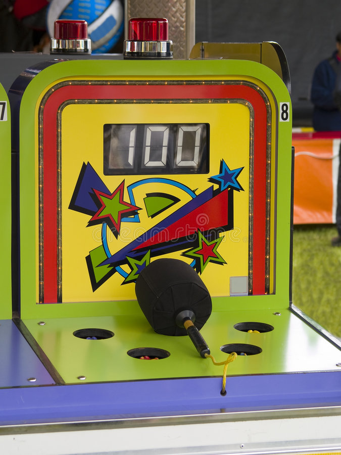 Free Carnival Game Royalty Free Stock Photos - 5587698