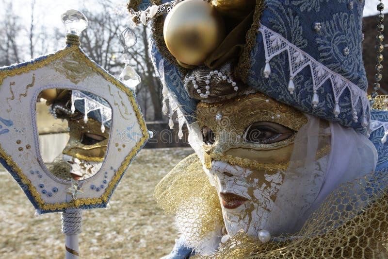 Download Carnival - Hallia VENEZIA - Mirror Editorial Stock Photo - Image: 23425323