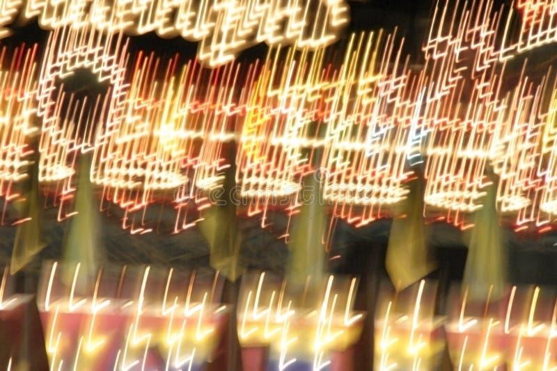 Carnival lights royalty free stock photos