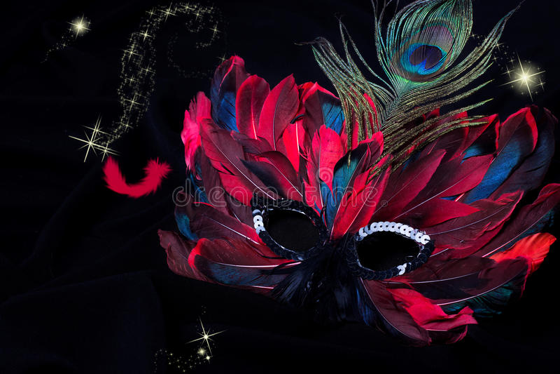 Download Carnival mask stock image. Image of female, festeval - 20691671