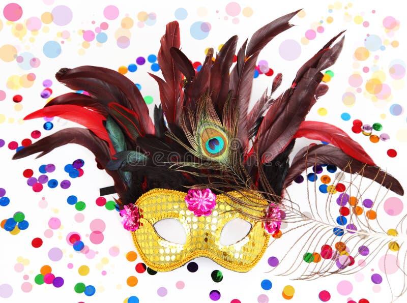 Download Carnival mask stock photo. Image of mardi, confetti, artist - 22703862