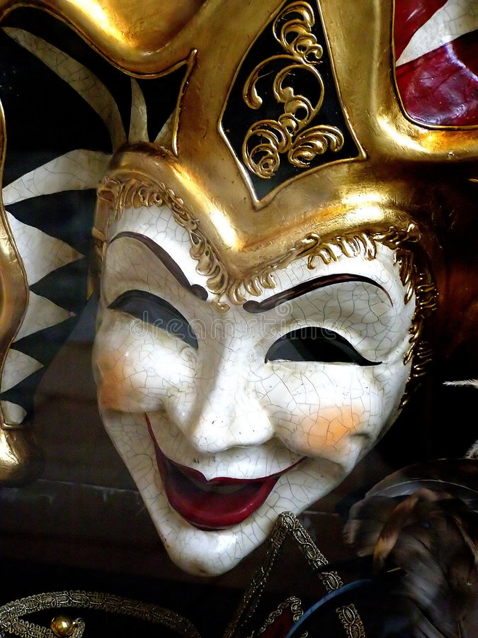 Free Carnival Mask Stock Images - 3838834