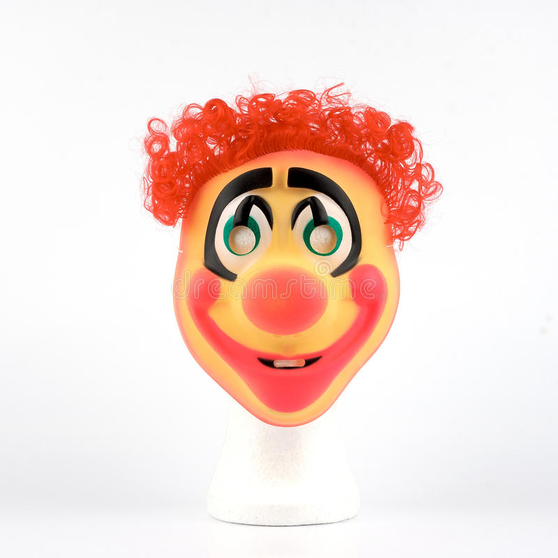 Carnival mask. Cool carnival mask for entertainment stock image