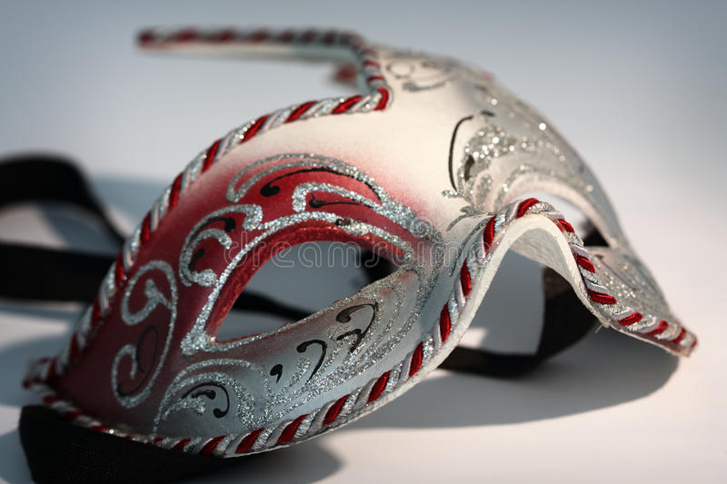Download Carnival mask close up stock photo. Image of disguise - 18990758