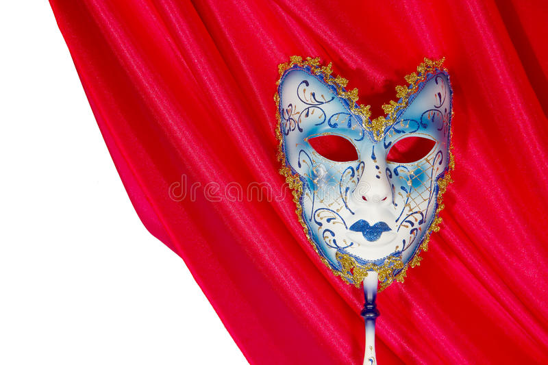 Carnival mask and fun stock images