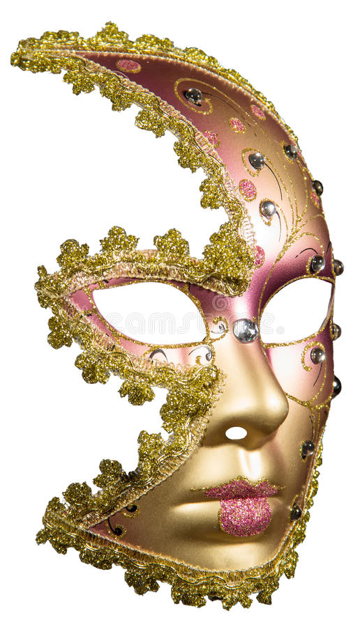 Carnival mask stock photos