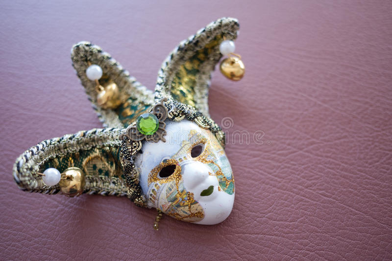 Carnival Mask from Rome royalty free stock photography