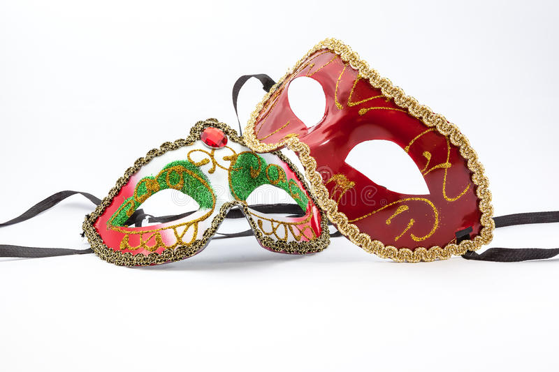 The carnival mask royalty free stock image