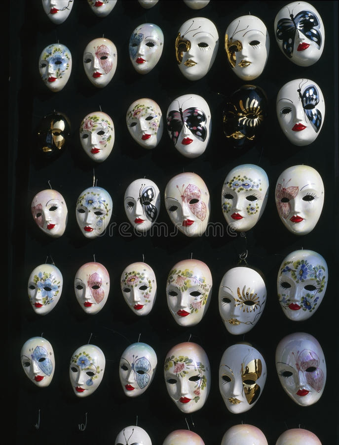 Download Carnival masks stock photo. Image of travel, entertainment - 12157922