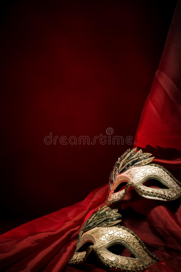 Download Carnival masks stock photo. Image of secret, silver, venice - 17443608