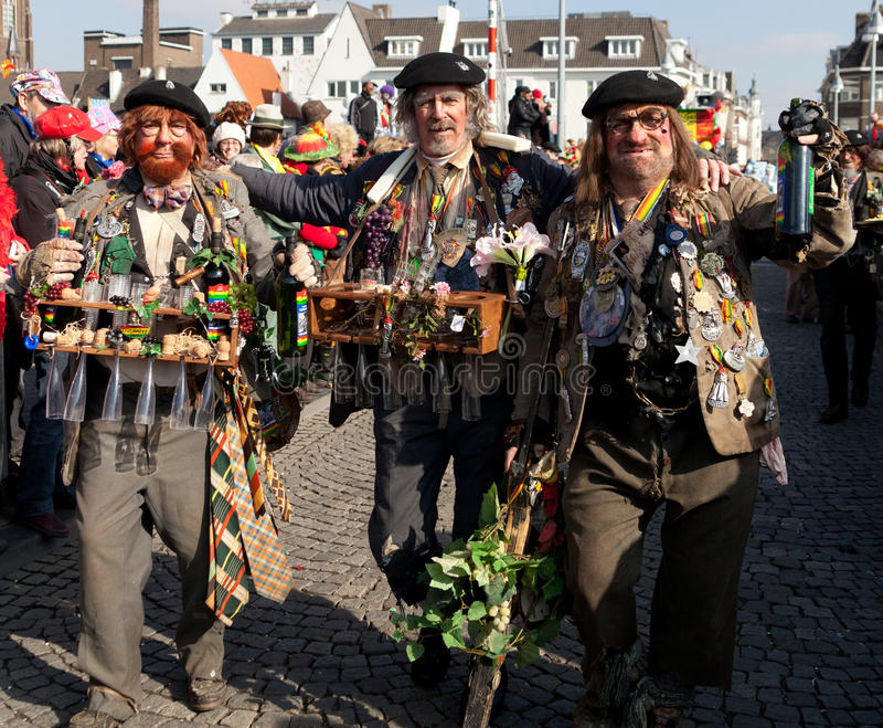 Download Carnival Parade Of Maastricht 2011 Editorial Image - Image: 18727860