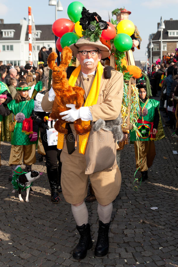 Download Carnival Parade Of Maastricht 2011 Editorial Photo - Image: 18728016
