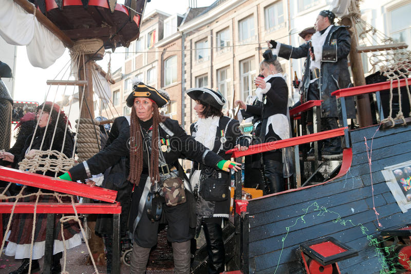 Download Carnival Parade Of Maastricht 2011 Editorial Stock Image - Image: 18728054