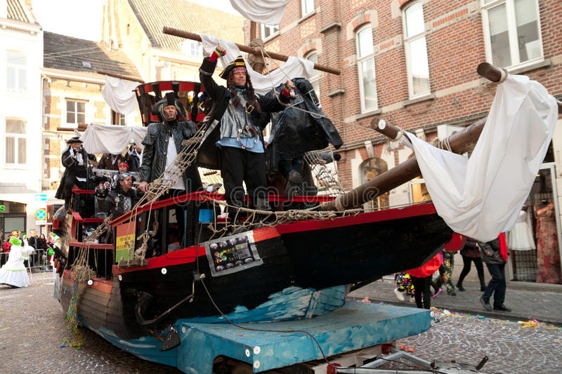 Download Carnival Parade Of Maastricht 2011 Editorial Photography - Image: 18728087