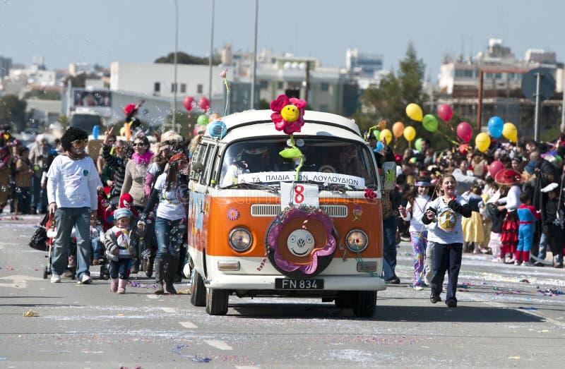 Download Carnival Parade, Nicosia Cyprus Editorial Image - Image: 23445910