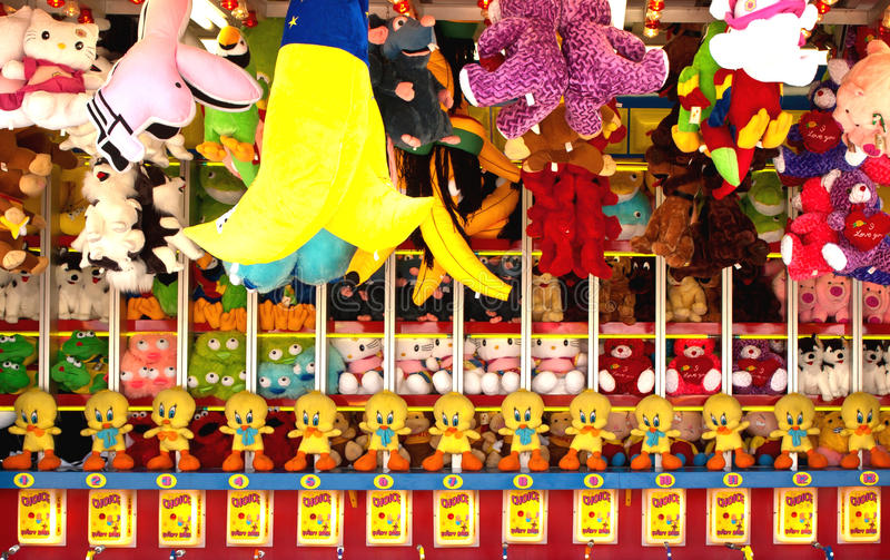 Download Carnival prizes editorial photo. Image of characters - 25155941